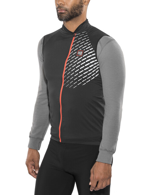 Compressport Hurricane V2 Vest Unisex Black